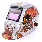 LESOLEIL Eléctrico Casco de Soldadura Automático Solar Energía Máscara de Fotosensible Máscara de…
