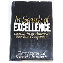 Amazon robert waterman management leadership business in search of excellence lessons from americas best run companies publicscrutiny Choice Image