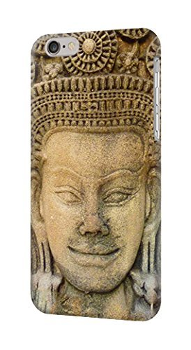 R2416 Apsaras Angkor Wat Cambodian Art Case Cover For IPHONE 6S PLUS