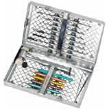 Osung EFECAD-02 Dental Instrument Cassette 16 capacity
