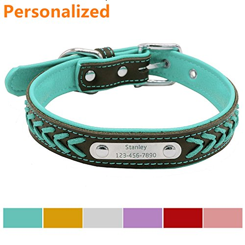 Personalized Nylon Dog Collars And Leashes