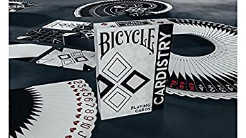 SOLOMAGIA Bicycle Cardistry Black and White Playing Cards by Devo Vom Schattenreich and Handlordz - Card Tricks - Trucos Magia y la Magia - Magic ...