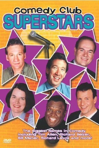 Comedy Club Superstars by Sofa by Andrew Solt