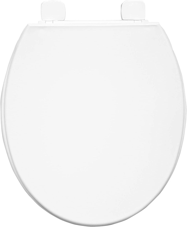 color blanco Asiento para inodoro Bemis 7210ZART000
