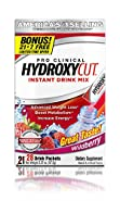 Hydroxycut Drink Mix, Scientifically Tested Weight Loss and Energy, Weight Loss Drink, 28 Packets (50.5 grams)