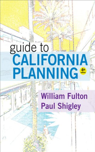 Guide to California Planning cover
