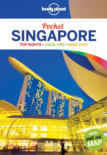 Lonely Planet Pocket Singapore (Travel - London Online Shop Zoo