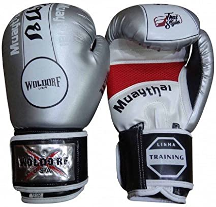 Woldorf USA Boxing Bag Gloves Sparring Training Fighting compeition kickboxing