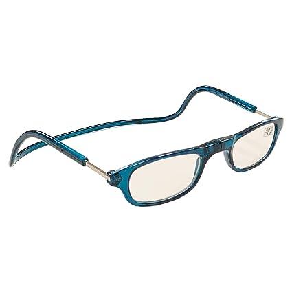 01f3a18c31 Sunvision - Gafas de Lectura graduadas con imán Azules 1.50 D ...