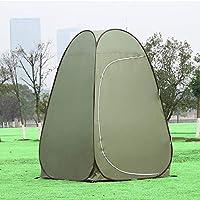 HWLY Halloween pop up camping duschtält, bärbart omklädningsrum integritet skydd tält 1,9 m hög