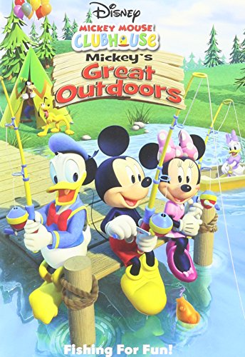 Disney Mickey Mouse Clubhouse Mickey S Great Outdoors