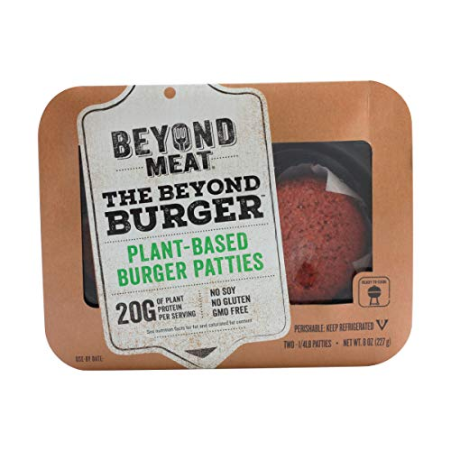 Beyond Meat established that plant-based burgers taste good