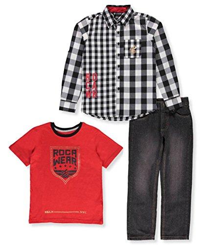 Rocawear 5 Pocket Jeans - 8