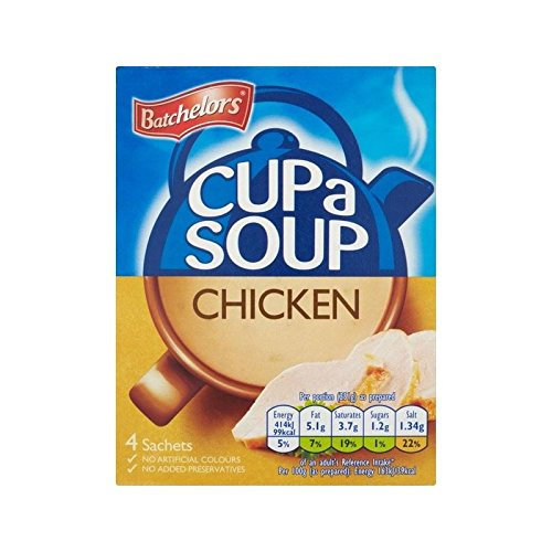 Batchelors Cup a Soup Chicken 81g - Pack of 4