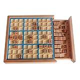 Wooden Sudoku Board Games SD-02