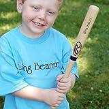 Ringbearer Mini Baseball Bat
