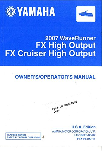 Yamaha Fx High Output - 5