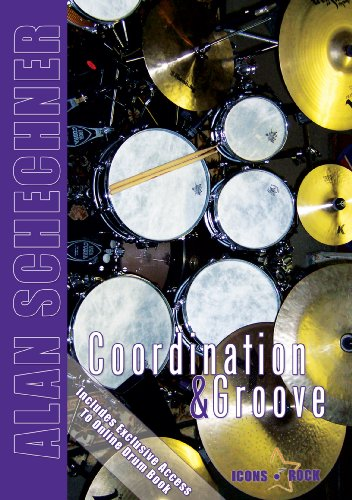 (Drum Lesson: Coordination and Groove Learn how to play intermediate to advanced drums instructional drum lessons video)