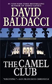 The Camel Club 0446615625 Book Cover