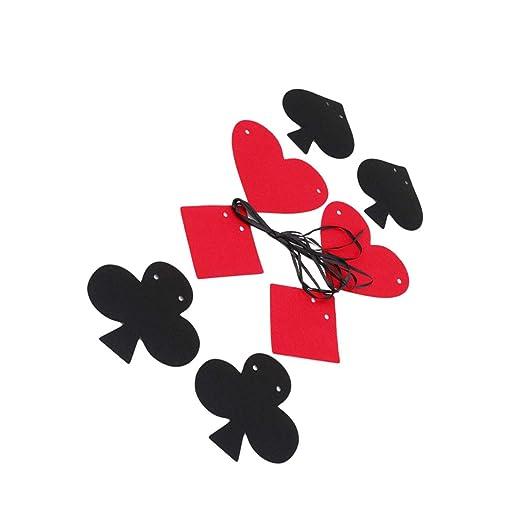 Ogquaton Fiesta de Casino Creativa Premium Naipes Póquer ...