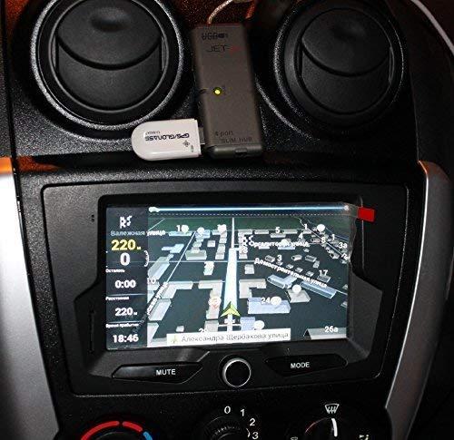 Compatible con Ublox Stratux Windows 10 Linux para Arduino Raspberry PI Google Earth M/ódulo USB GPS Vk-172 Glonass Navigation