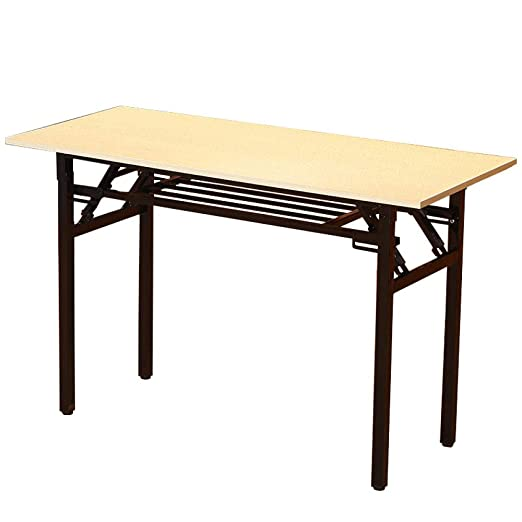 DX Mesa Plegable Mesa de Entrenamiento Plegable Tabla de Estudio ...
