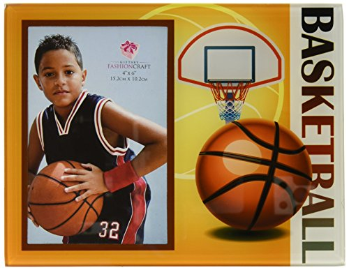 Fashioncraft 12040 Basketball Themed Frame
