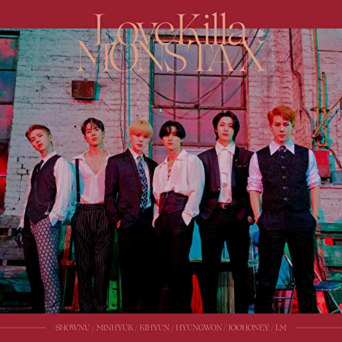 Monsta X - Love Killa-Japanese ver.- (통상반 / 첫 프레스 한정)