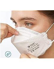 DOC - NFW - FFP2-maskers EN 149:2001 + A1:2009. CE-gecertificeerd - doos met 25 stuks - afzonderlijk verpakt