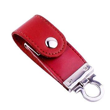 YANODA USB 3.0 De Cuero USB Flash Drive Llavero Llavero ...