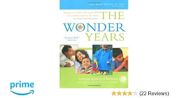 the wonder years american academy of pediatrics remer altmann tanya