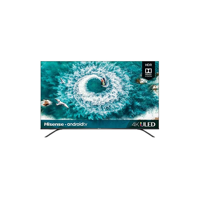 Hisense 50H8F 50-inch 4K Ultra HD Android Smart LED TV HDR10 (2019)