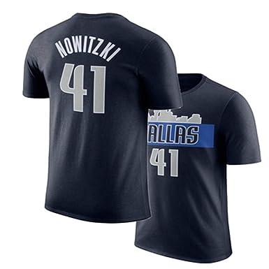 Camiseta para Hombre de la NBA Mavericks Dirk Nowitzki Luka Doncic ...