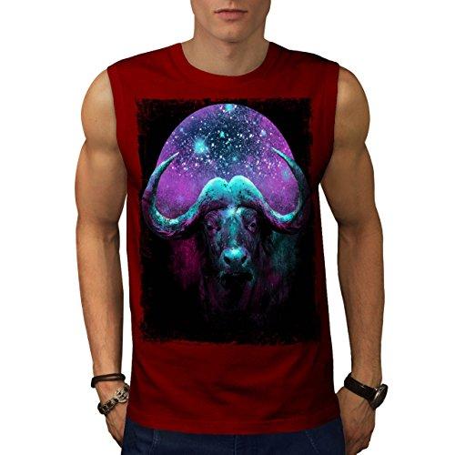 wild-buffalo-star-horn-beast-men-new-xl-sleeveless-t-shirt-wellcoda
