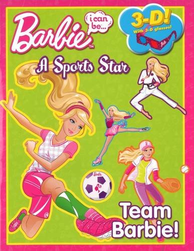 Download Barbie A Sports Star 3D Picture Story PDF
