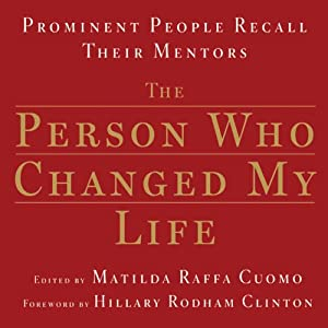 The Person Who Changed My Life Audiobook