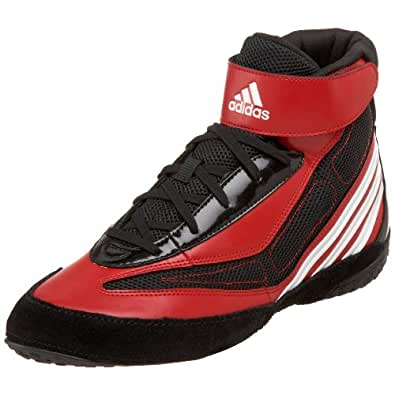 Amazon Com Adidas Men S Tyrint V Wrestling Shoe Black
