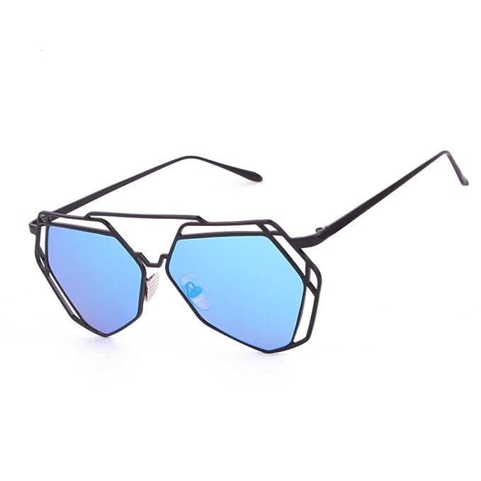 1 Stück Unisex Augengläser Metall Rahmen Brillen Outdoor Sonnenbrillen -Grau hpXBR