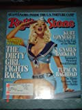 Rolling Stone Magazine August 24, 2006 Christina Aguilera