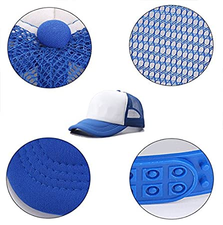 JimHappy Thankful Grateful Blessed Baseball Hat CapAdjustable Back Mesh Cap for Men and Women
