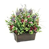Dalmarko Designs co119 Wildflowers & Blossoms in Lightweight Window Box