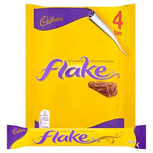 (Original Cadbury Flake Chocolate Bar Imported From The UK England Flake British English Candy)