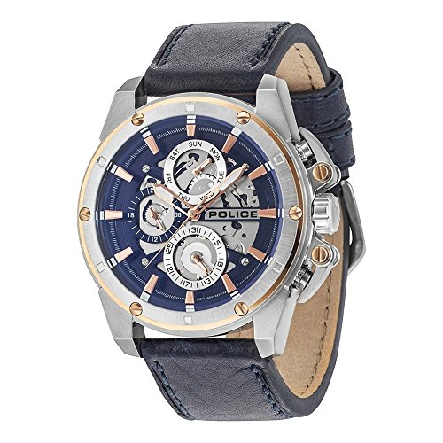 Police SPLINTER PL14688JSTR.03 Mens Wristwatch Design Highlight