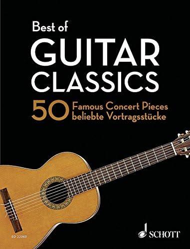 Best Of Guitar Classics – 50 populares vortrag unidades para ...