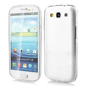 Electro-Weideworld ULTRA SLIM FUNDA TPU GEL SILICONA PARA Samsung Galaxy S3 i9300 TRANSPARENTE Case
