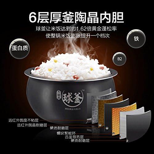 Supor Arrocera CFXB40FC834-75 Multicook Pro Cocina - Procesador de alimentos, 750 W, capacidad de 4 litros rice cooker 苏泊尔电饭煲: Amazon.es: Hogar