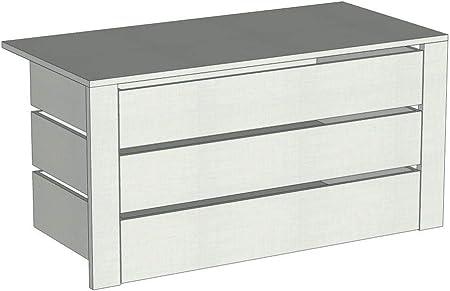 Dimensioni Cassettiere Interne Per Armadio.Zucca Mobili Armadio H 211 245 Cm Accessori Interni Cassettiera
