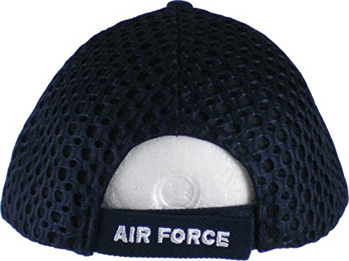 a14dac904982a U.S. Air Force Retired Mesh Cap. Navy Blue - Buy Online in Oman ...