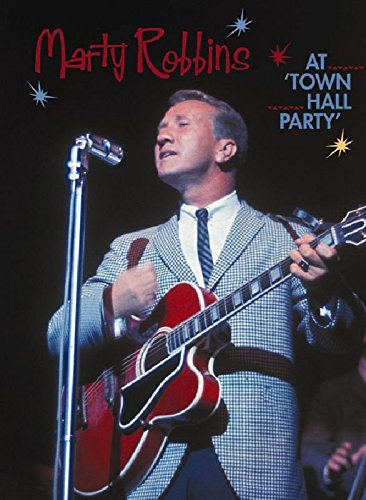 DVD : Marty Robbins - At Town Hall Party (DVD)