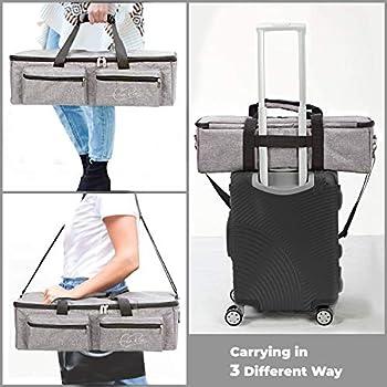 Durable Tote Bag Case Compatible with Cricut Explore Air 2 Bonus ...